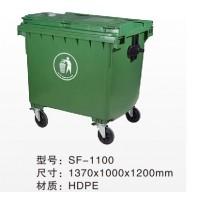 宁波志豪(塑料托盘)塑料垃圾桶