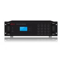 智能公共广播系统 16路数字音频矩阵 HS16S