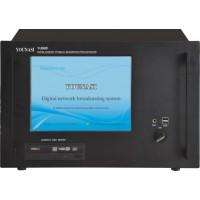 IP网络对讲广播控制主机Y-2600